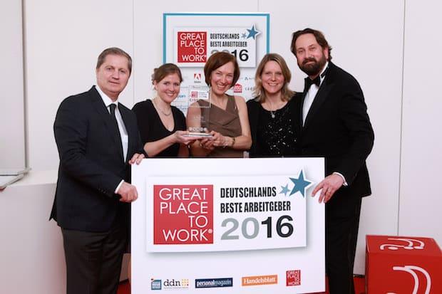 Photo of Mars ist einer der besten Arbeitgeber in Deutschland