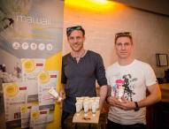 """Mawaii gewinnt das Finale des Startup-Wettbewerbs """"Welcome new TV brands"""""""