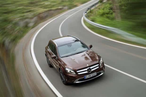 Bild von Mercedes-Benz erzielt im Februar Verkaufsbestwerte bei SUVs und Kompakten