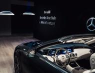Mercedes-Benz Style kooperiert mit italienischem Lichtdesign Unternehmen Artemide