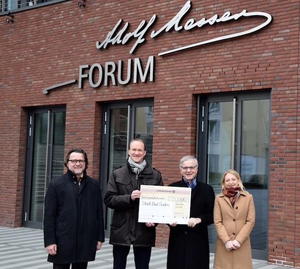 Photo of Familienunternehmen Messer unterstützt Deutschkurse für Flüchtlinge