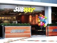 SUBWAY® Sandwiches eröffnet 5000. Restaurant in Europa