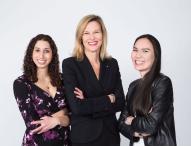 Drei weitere weibliche Führungskräfte im Management bei OUTFITTERY
