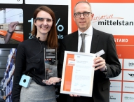 Logcom GmbH erhält Innovationspreis-IT