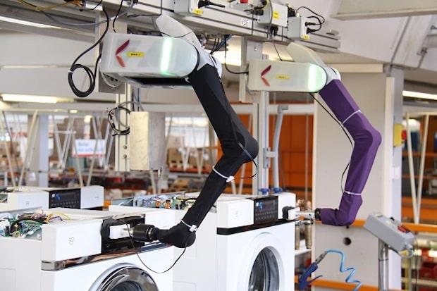 Bild von Sichere und kostengünstige Roboterlösung für die Industrie 4.0