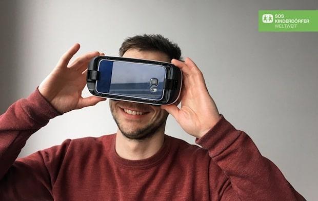 Bild von Mit eigenen Augen: A4VR macht SOS-Kinderdorf virtuell erlebbar