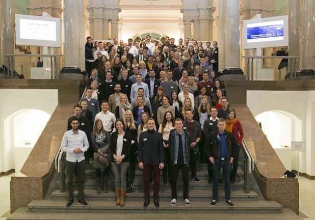 Feierliche Eröffnung des Sommersemesters an der FOM Hochschule Stuttgart (Foto: FOM/ Wilhelm Mierendorf).