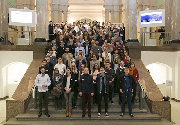 Photo of FOM Hochschule in Stuttgart begrüßt 150 Studierende