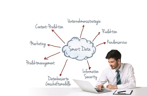 Bild von Smart Data-Konferenz der Akademie der Deutschen Medien