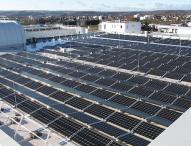 FAULHABER nimmt erste Solaranlage in Betrieb