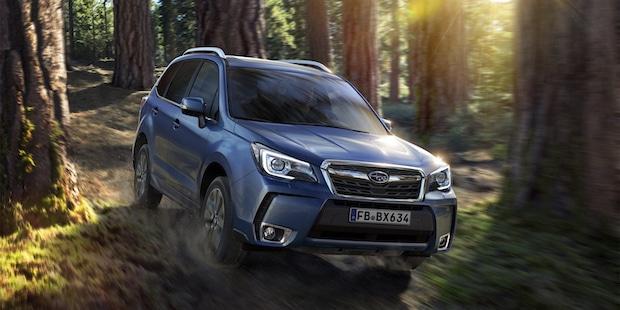 Photo of Subaru Forester und Outback überarbeitet