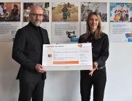 cut-e übergibt großzügige Spende an UNICEF für Schulen in Afrika