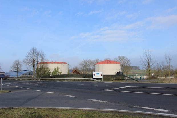 Photo of WELTEC BIOPOWER erweitert kommunale Kläranlage in Burgebrach