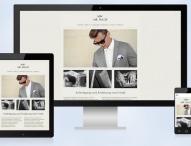 1&1 MyWebsite mit neuen Design-Features