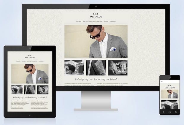 Photo of 1&1 MyWebsite mit neuen Design-Features