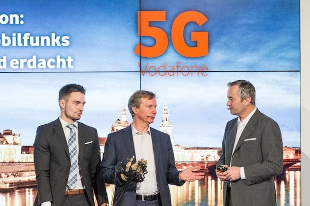Photo of 5G: Vom Millimeter-Netz zur ersten großen Funkstrecke