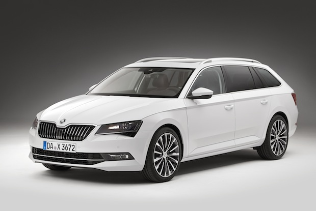 Photo of SKODA Superb Combi gewinnt 'Red Dot Award' für herausragendes Produktdesign