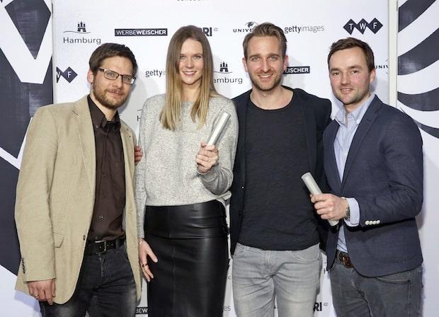 """Quellenangabe: """"obs/Deutsche Werbefilmakademie e.V./Fotostudio Wieland-Duesseldorf"""""""