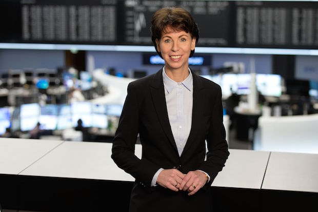 Bild von Tag der Aktie an der Börse Frankfurt