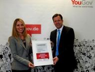 Deutsche Verrechnungsstelle wurde für ihr einzigartiges Leistungspaket für Handwerk und Mittelstand  ausgezeichnet