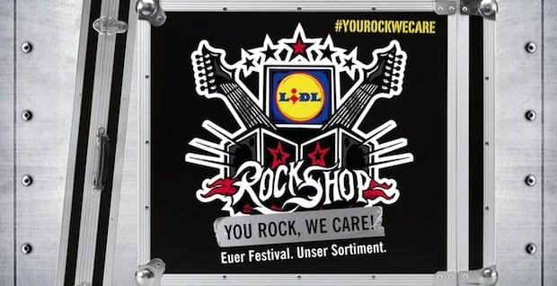 Photo of Lidl errichtet wieder Filiale auf dem Festivalgelände Rock am Ring