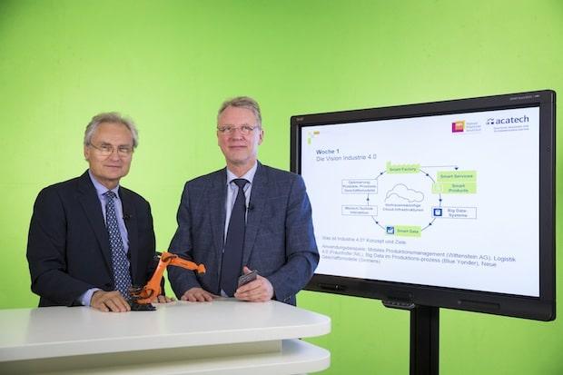 Photo of Industrie 4.0: HPI und acatech starten neuen Online-Kurs für Unternehmen