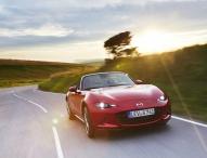 Mit Mazda fit für den Frühling