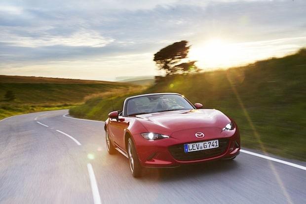 Bild von Mit Mazda fit für den Frühling