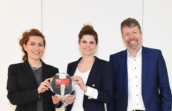 """Photo of Primagas erneut als """"Top Arbeitgeber"""" ausgezeichnet"""