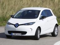 Drei Renault Elektromodelle auf der i-Mobility in Stuttgart