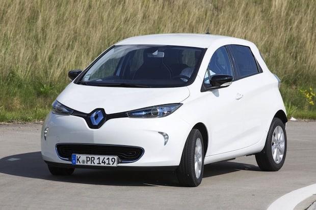 Photo of Drei Renault Elektromodelle auf der i-Mobility in Stuttgart