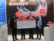 MUCOS Pharma spendet 5.000 Euro an Deutsche Schmerzliga e.V.