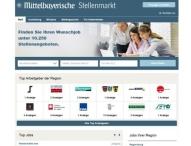 Regionale Jobbörse mittelbayerische-stellen.de jetzt auch ganz einfach über Smartphone oder Tablet erreichbar