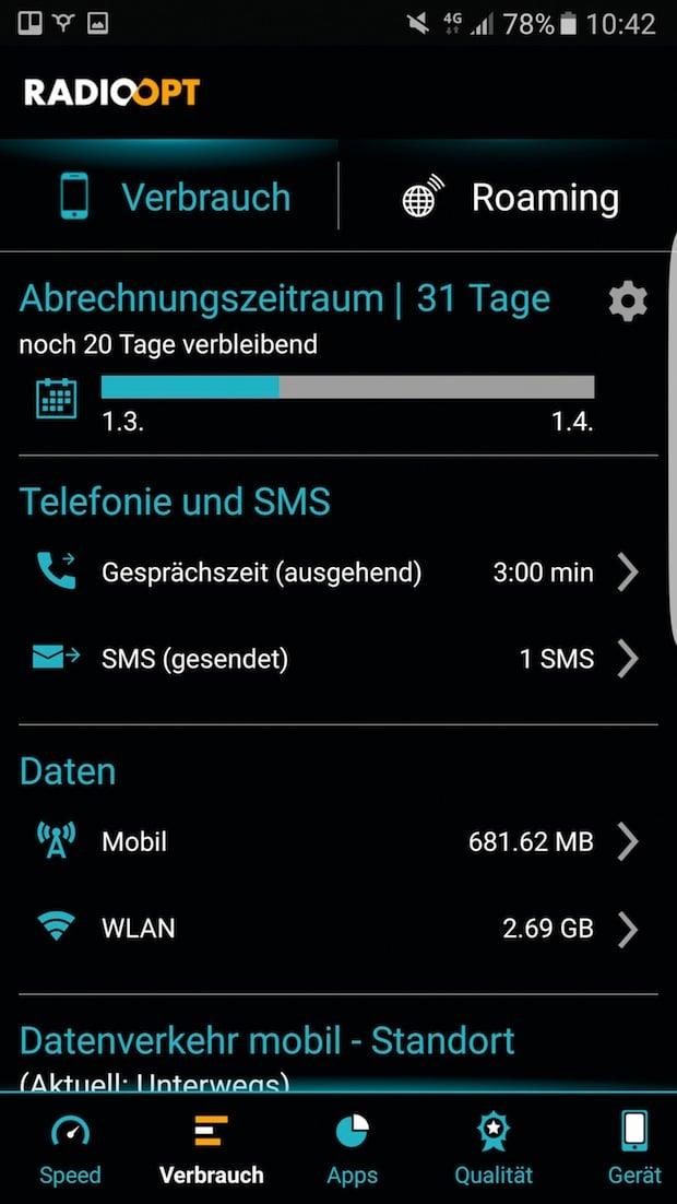 Bild von Mobilfunktarif-Spezial: Nie wieder gedrosseltes Internet!