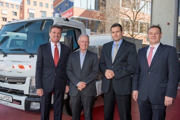 Photo of Daimler Trucks startet Flottentest mit Elektro-Lkw von Fuso
