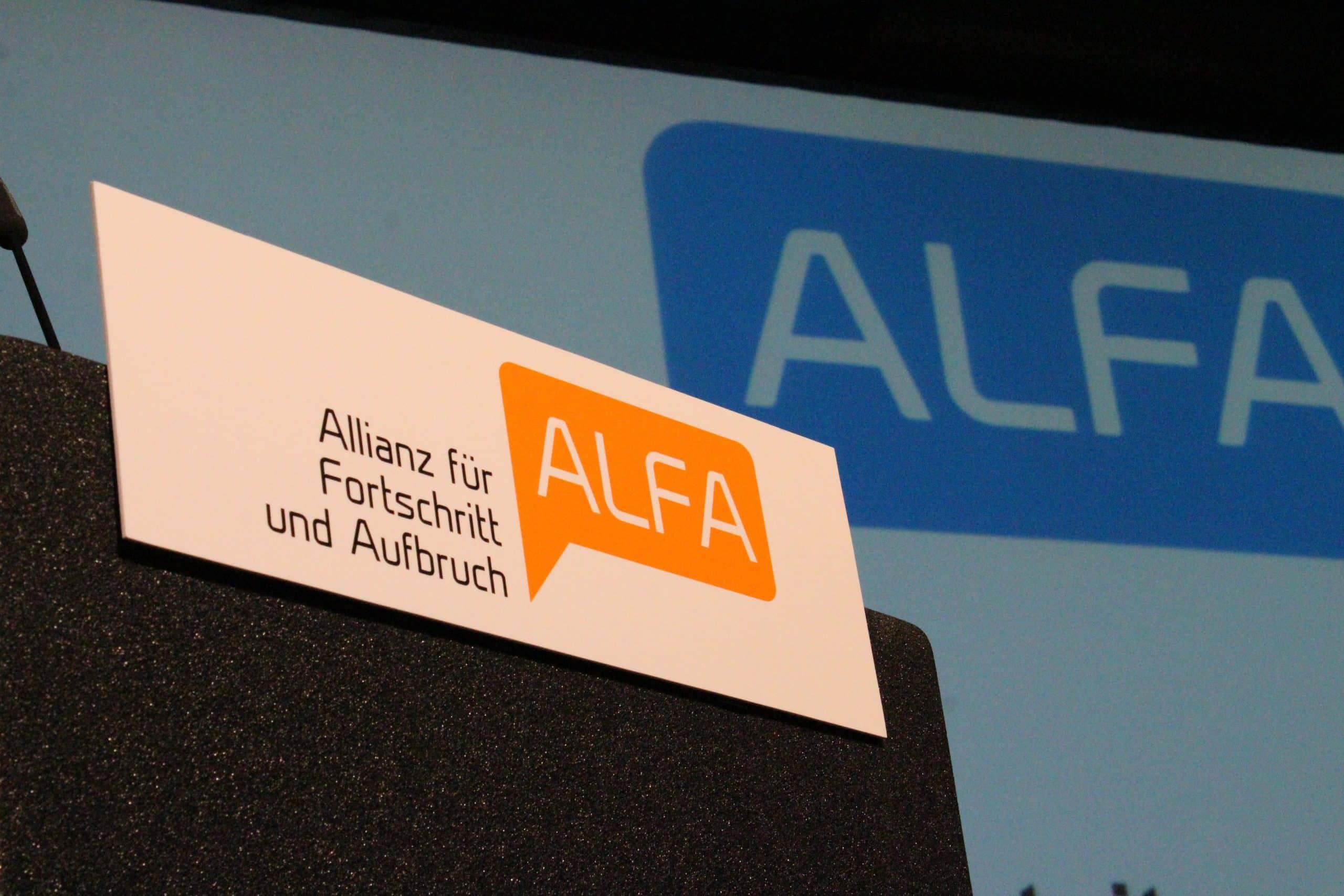 ALFA Klausurtagung brachte die politischen Schwerpunkte auf den Punkt. Foto: Sven Oliver Rüsche (SOR)