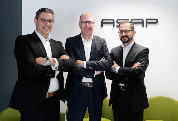 Quelle: ASAP Holding GmbH