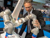Industrie 4.0-Roboter revolutionieren deutschen Mittelstand