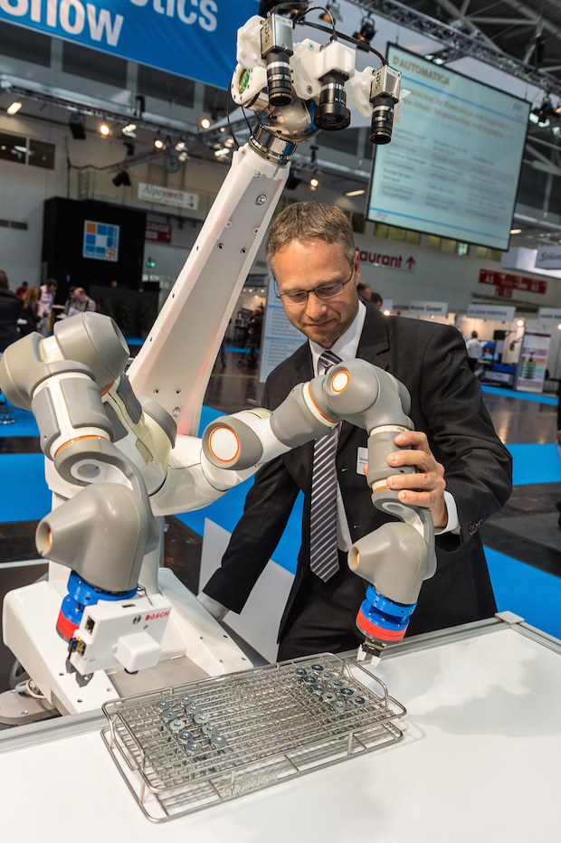 Photo of Industrie 4.0-Roboter revolutionieren deutschen Mittelstand