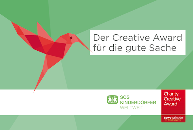 Bild von CEWE-PRINT.de initiiert zugunsten der SOS-Kinderdörfer einen neuen Kreativwettbewerb