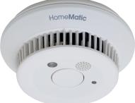 Neue HomeMatic Funk-Rauchmelder mit VDS-Label sorgen für noch mehr Sicherheit