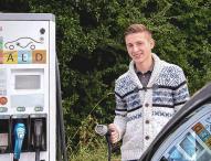 Mehr als 600 Ladepunkte für Elektrofahrzeuge