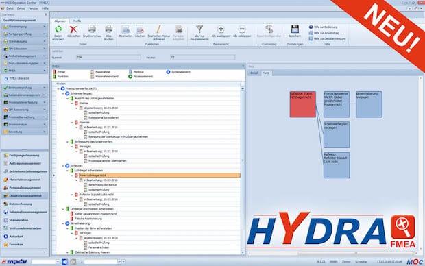 Photo of MPDV erweitert HYDRA-Funktionsumfang