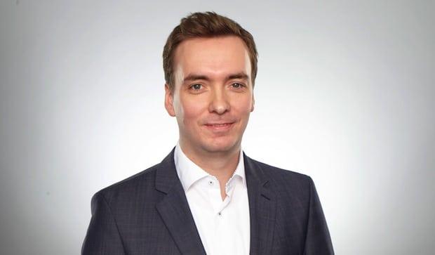 Photo of Jan Poelmann verstärkt adremes im Bereich Project Strategy & Innovation