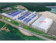 KYOCERA legt Grundstein für dritte Produktionsstätte am Standort Kyoto Ayabe