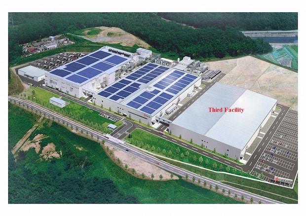 Photo of KYOCERA legt Grundstein für dritte Produktionsstätte am Standort Kyoto Ayabe