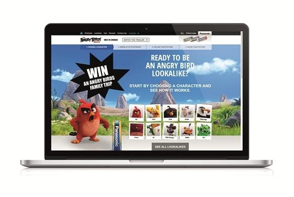 Bild von Panasonic und Angry Birds kooperieren für spannende Aktion