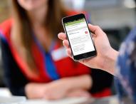 Bei real,- mobil bezahlen und Online-Kassenbon erhalten