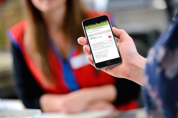 Photo of Bei real,- mobil bezahlen und Online-Kassenbon erhalten