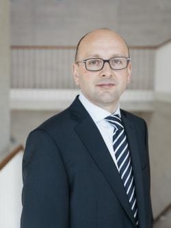 Prof. Dr. Lucas F. Flöther - © 2015 Sven Döring / Agentur Focus